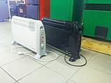 Электрический конвекторный обогреватель ELDOM CFV2000 со встроенным вентилятором (пр-во Болгария), фото 2