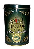 Чай зеленый с саусепом Chelton Green Sour Sop 100 г в металлической банке