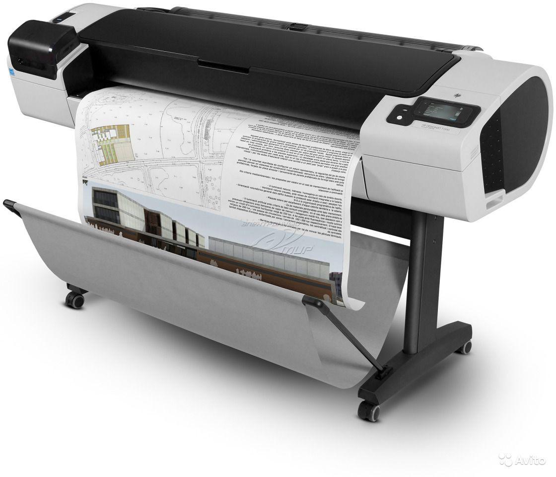 Печать и копирование А4, А3, А2, А1, А0