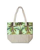 EVANS Пляжная сумка Evans - Palm Mint