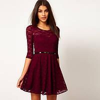Кружевное платье, женское платье, плаття, фото 1