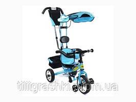 Велосипед трехколесный BT-CT-0002 BLUE