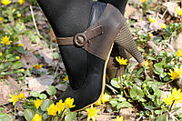 Красивые классические туфли для женщин