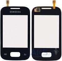 Сенсор (тачскрин) для Samsung Galaxy Pocket S5300, Galaxy Pocket Duos S5302 Original Black