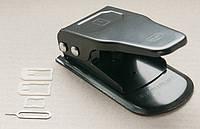 Резак Cutter Micro SIM + Nano SIM iPhone IPad HTC чёрный