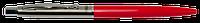 Подарочная шариковая ручка regal r2491201.gs.b красный корпус
