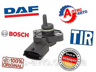Датчик наддува турбины DAF 105, XF 95 Евро 5 3 4, СF75 65 85 давления температуры Даф 0281002316