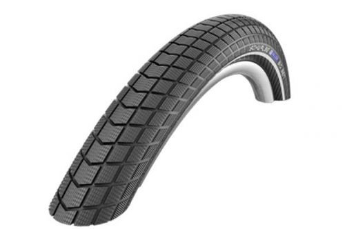 Покрышка 27,5x2.00 Schwalbe BIG BEN K-Guard 50-584 B/B+RT HS439 SBC