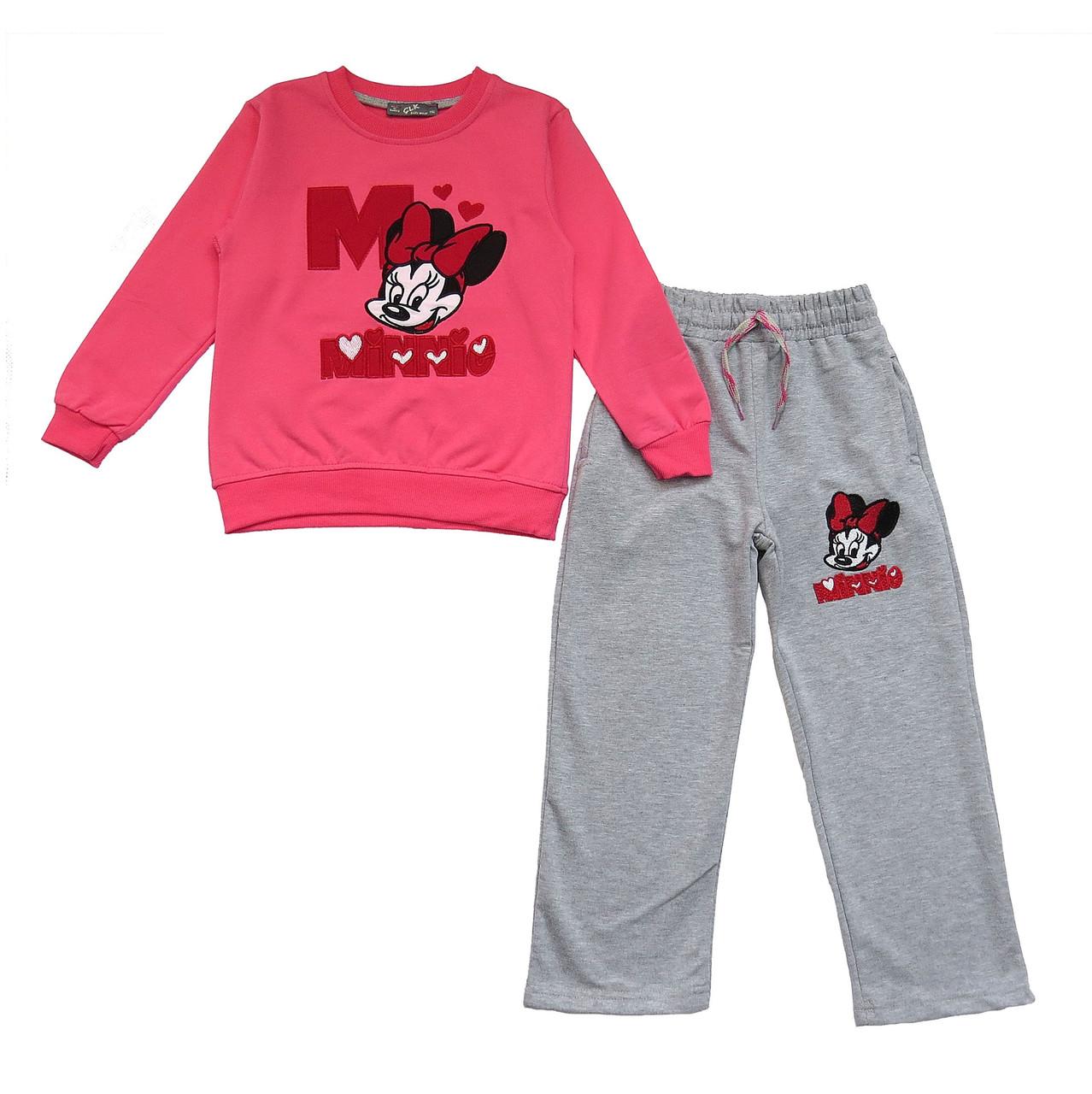 Костюм Minnie Mouse для девочки. 116, 128, 140, 152 см