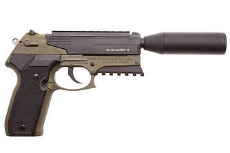 Пистолет пневматический Gamo TAC 82X / Пистолет с жатым СО2
