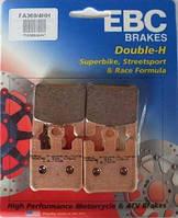 Тормозные колодки для мотоциклов Kawasaki и Suzuki EBC FA369/4HH