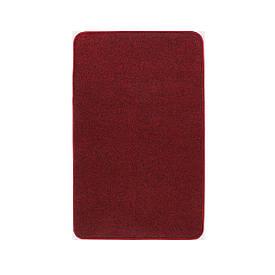 Электрический коврик с подогревом Теплик двусторонний 50 х 100 см Темно-красный
