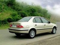 Продам бампер передний на Samand El/LX 2006-(Саманд)