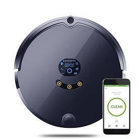 Робот-пылесос WeBack Space Gray + мобильное приложение (055/02)
