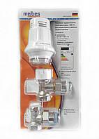 Комплект термостатической арматуры  DN 15 для радиаторов