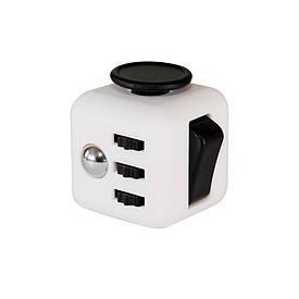 Антистресс игрушка Fidget Cube Белый