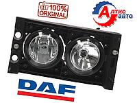 Фара противотуманная DAF XF 105, XF 95 Евро 4 5 CF85 75 оптика для грузовиков Даф окуляр