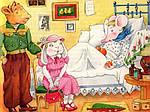 Мышь Гликерия. Цветные и полосатые дни. Сабитова Д., фото 10
