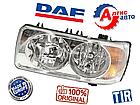 Фара Daf XF 95, 105 Евро 5 4 3 CF 85 75, LF 45 55 оптика для грузовиков Даф противотуманная, фото 2