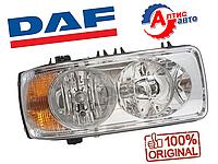 Фара Daf xf 95, 105 Евро 5 4 3  CF 75 85 оптика для грузовиков Даф противотуманная окуляр