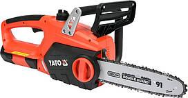 Аккумуляторная цепная пила Yato yt-85080