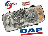 Фара Daf xf 95 105 Евро 3 4 5, CF 85 75 LF 45 55 противотуманная, окуляр фары Даф оптика