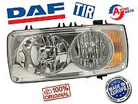 Фара Daf xf 95 105 XF-CF-LF 45, 55, 65 75 85 противотуманная, окуляр фара Даф Евро 3 4 5 правая левая 1641742