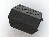 Защитная накладка на планку Пикатинни CRC type 1-v1