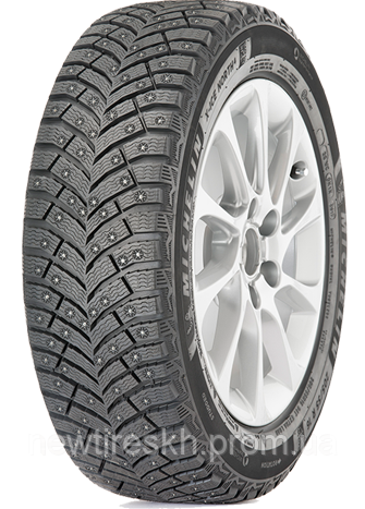 Michelin X-ICE North 4 215/65 R16 102T XL (шип)