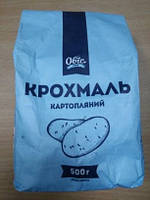 Крохмаль картопляний фас 0.5 кг екстра