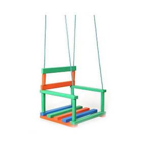 Качели детские подвесные Руди ДУ021аб Разноцветный (tsi_35101)