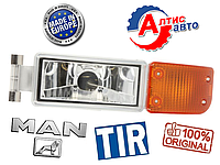Фара противотуманная Man Tga, Tgl, Tgm  L2000 8.180 8.150 Tgx фара противотуманная Ман Тга Тгл для грузовиков