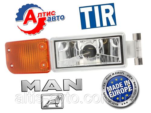 Фара противотуманная Ман Тга Тгл L2000 Тгм MAN фары  Tga Tgx для грузовиков