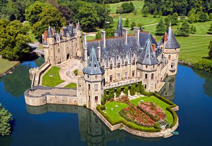 Пазлы Castorland Замок 103072, 1000 элементов