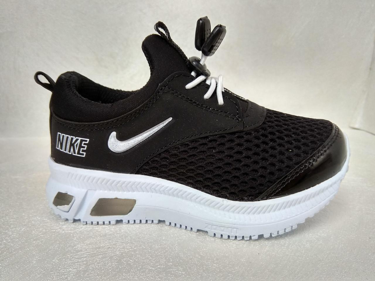 1fbac6fd9 Детские кроссовки Nike оптом 3019 black (р.26-30) Турция реплика ...