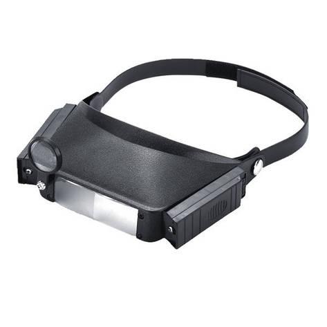 Бинокуляры c подсветкой MG81007, увеличение 1.8X 2.3X 3.7X 4.8X, фото 2
