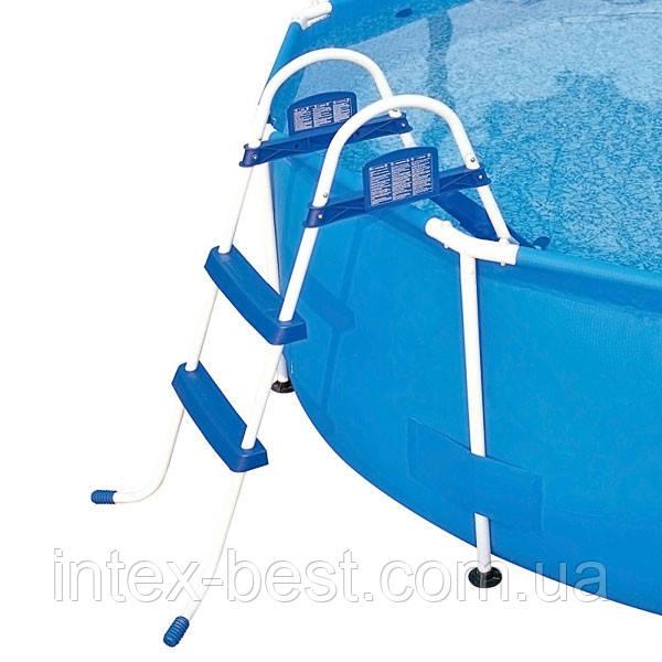 Лестница для бассейна BestWay 58046 (76 см)