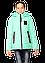 Демисезонные детские куртки на девочек удлинённые , фото 2