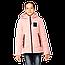 Демисезонные детские куртки на девочек удлинённые , фото 6