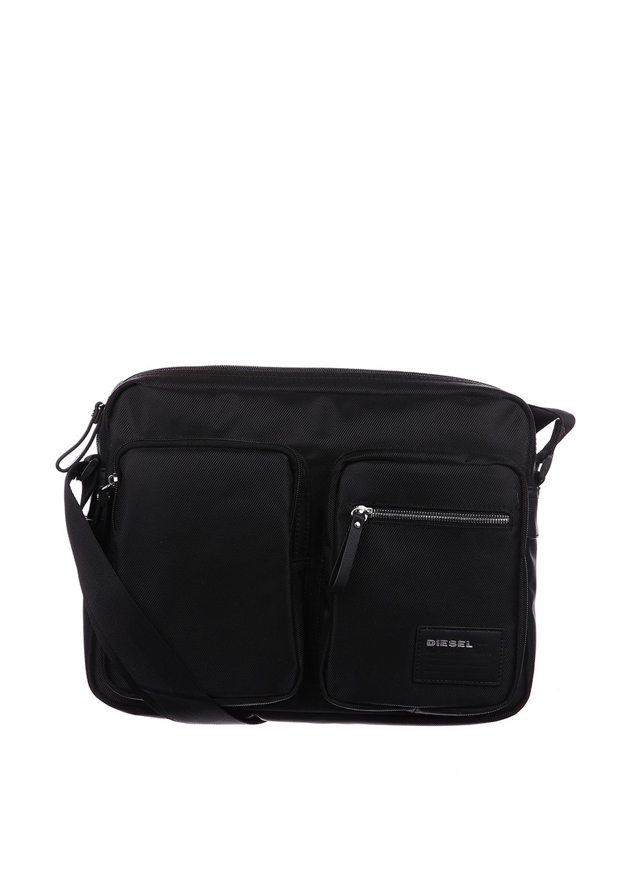 26d6d5a61343 Сумка женская DIESEL цвет черный размер - арт X03021-P0409-T8013 - Интернет  магазин
