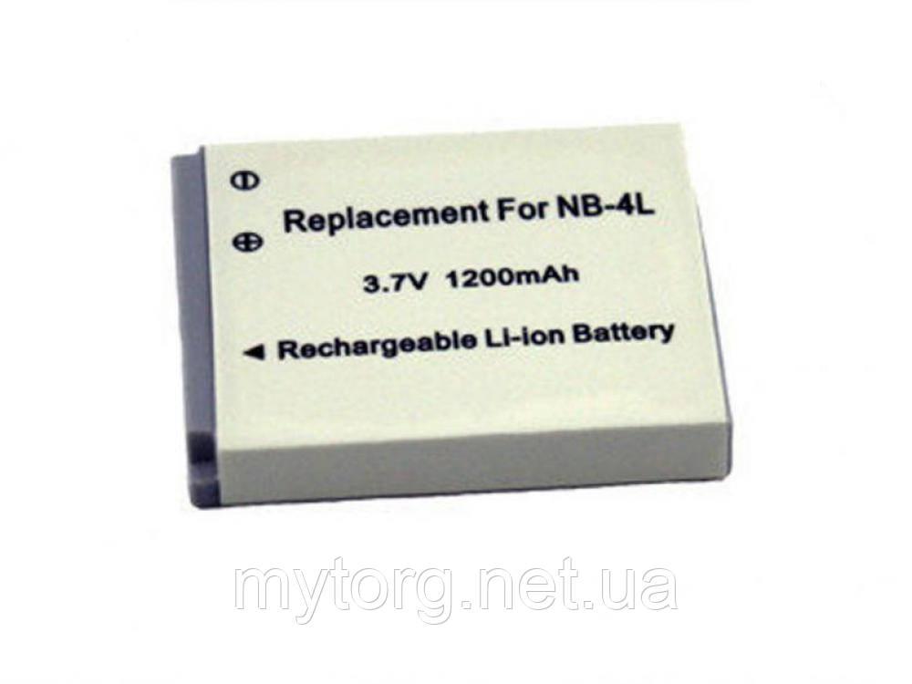 Аккумуляторная Батарея Canon Nb-4L
