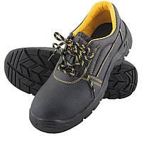 Туфли рабочие REIS BRYES-P-SB 38 Черный, КОД: 182956