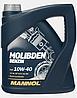 Моторное масло Mannol Molibden Benzin 10W40 4L