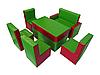 Детский игровой комплекс KIDIGO Гостинка (hub_QLqK15089), фото 2