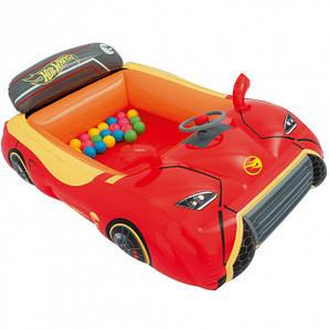 Игровой центр Bestway 93404 Машинка Красный (int93404)