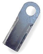 Нож измельчителя ДОН, Вектор 091.14.02.120 (165х60х5 d-30)