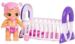 Интерактивный пупс Little Live Bizzy Bubs - Bouncing Baby Gracie. Грейси.