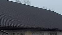 Монтаж даху з профнастилу