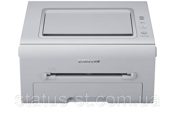 Прошивка принтера Samsung ML-2540, фото 2