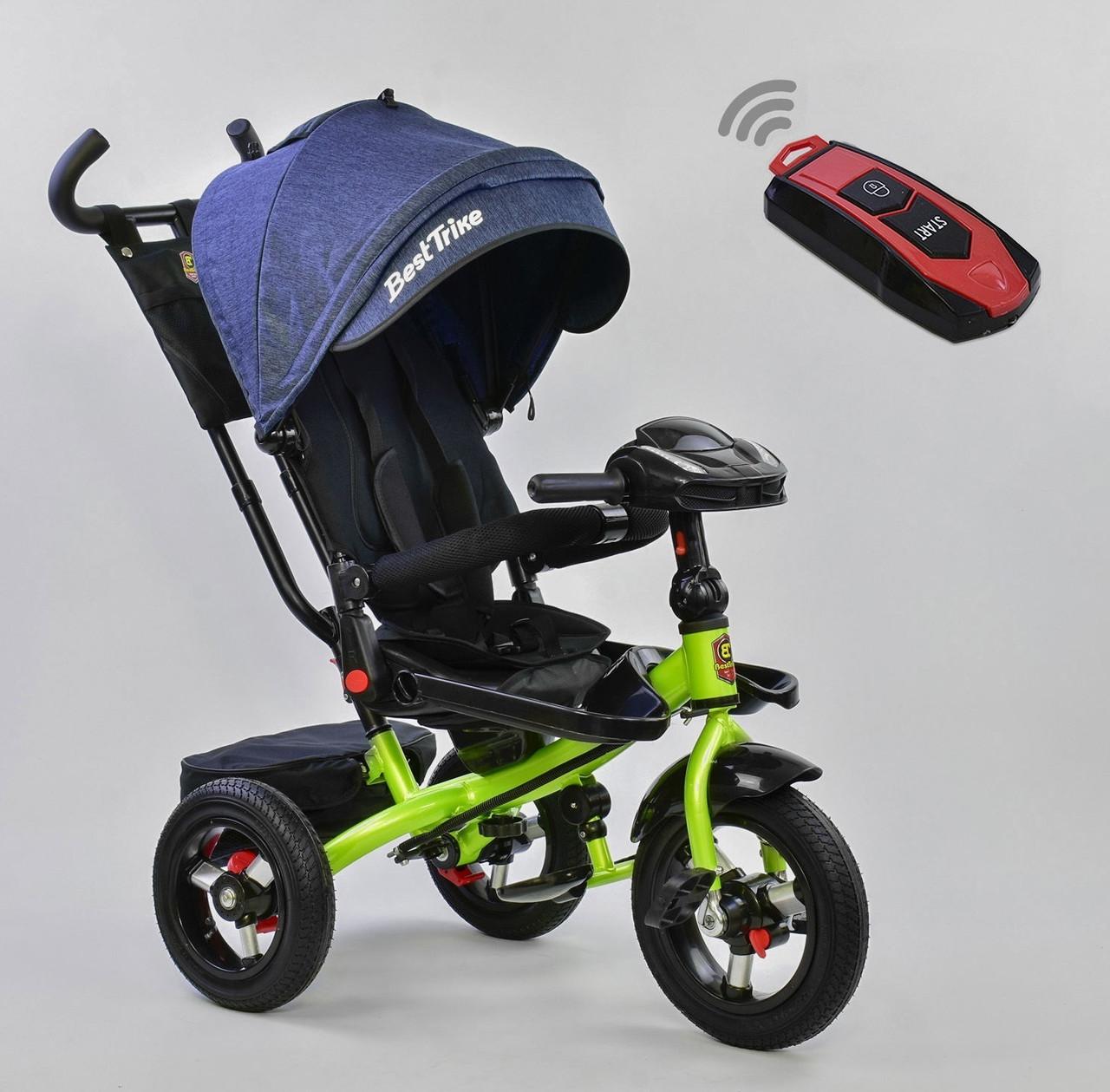 Best Trike Велосипед Best Trike 6088 F 1780 New Blue/Lime Green (6088 FN)